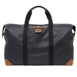 The Timeless Scotchgrain Mulberry Holdall