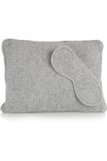 Cashmere Pillow and Eye Set - Long Haul made Easy