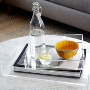 Acrylic Trays - make everything look good