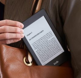 Ultimate Travel Tech: The Kindle