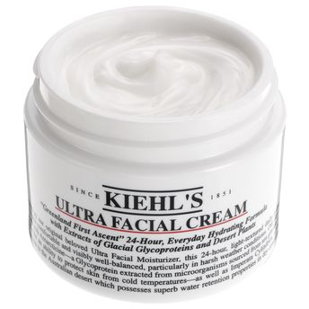 A Kiehls classic, it's lightweight but lasts for ages. Particularly good for parched skin on flights