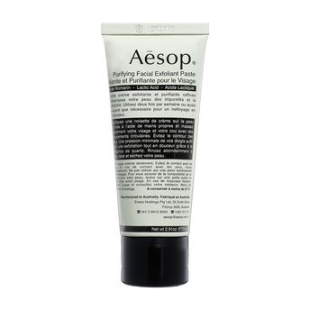 We love Aesop products and this is no different - it's quite pasty which is perfect for a heavier exfoliant