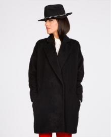 Comptoir des Cotonniers wool over-sized coat