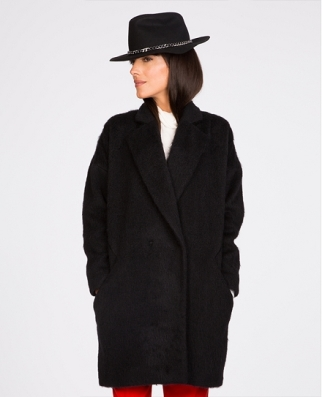 Comptoir des Cotonniers wool over-sized coat